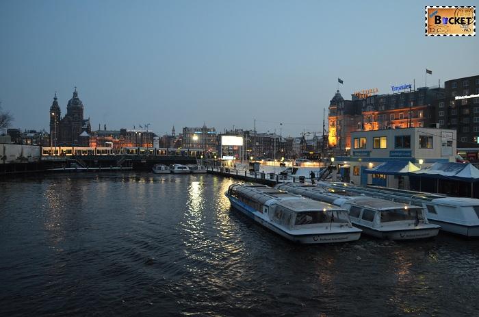 Olanda Amsterdam - plan de calatorie