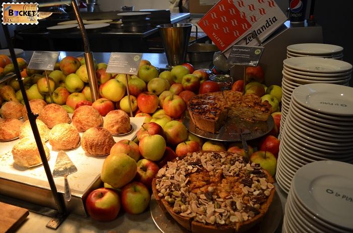 Unde să mănânci în Amsterdam - Cofetarie La Place