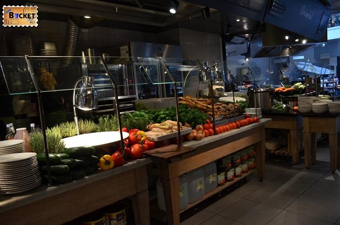 Unde să mănânci în Amsterdam - La Place