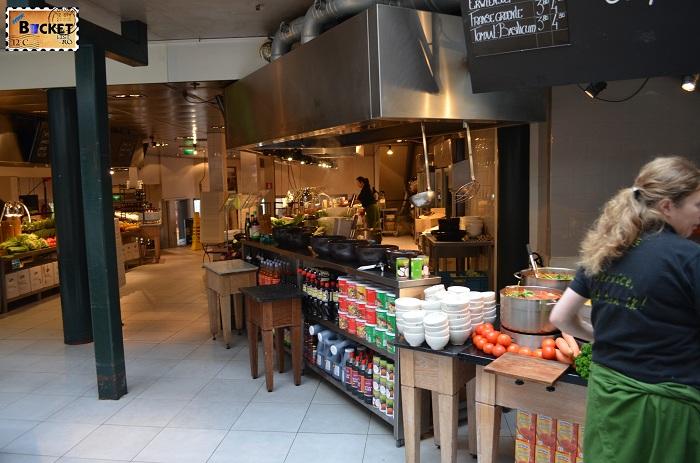 Unde să mănânci în Amsterdam - Restaurant La Place