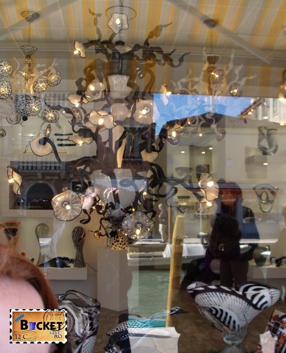 Venetia - Insula Murano sticla