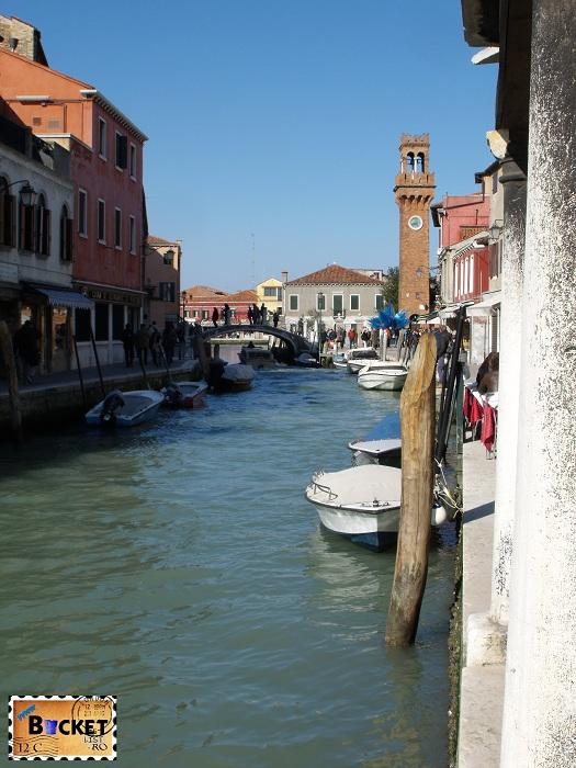 Venetia - Insula Murano torre merlata