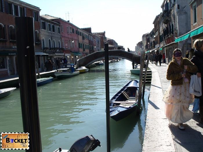 Venetia - Insula Murano - rio dei Vetrai