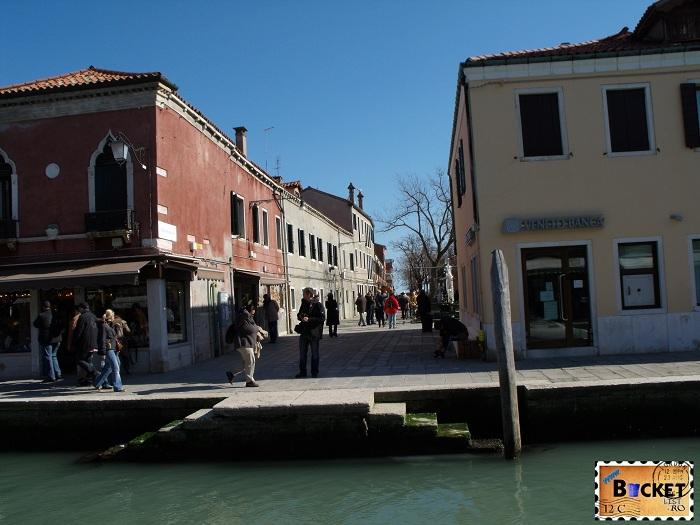 Venetia - Insula Murano - Bressagio