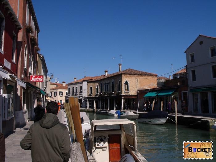 Venetia - Insula Murano Ca'Corner