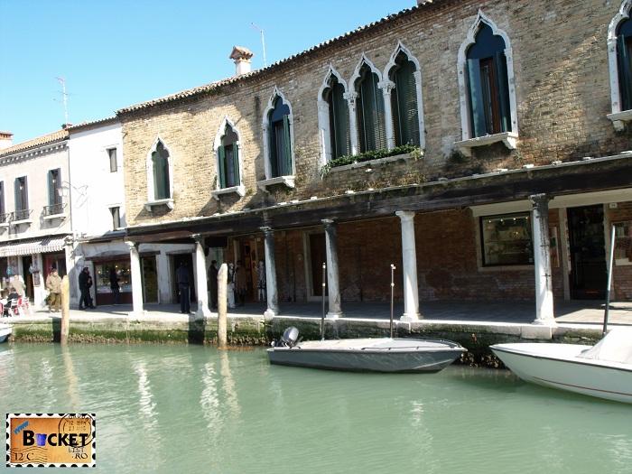 Venetia - Ca'Corner Insula Murano