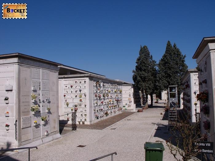 San Michele - cimitir  Venetia
