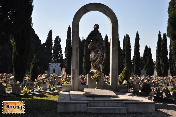 cimitir Venetia San Michele