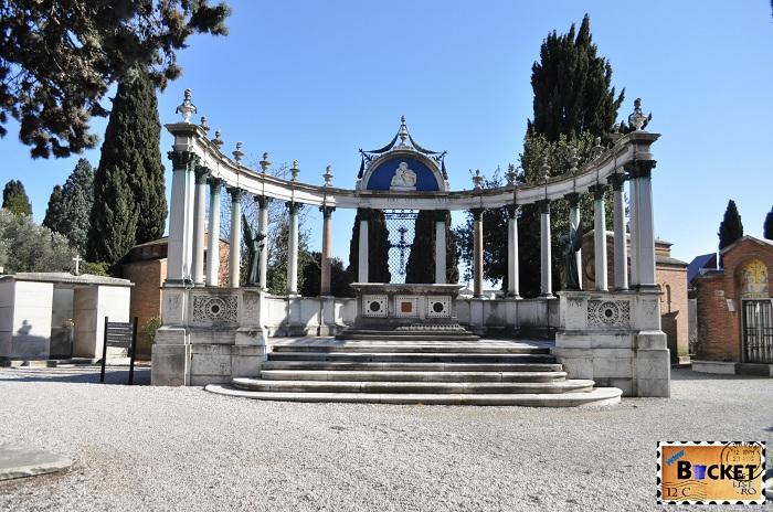 cimitirul San Michele din Venetia
