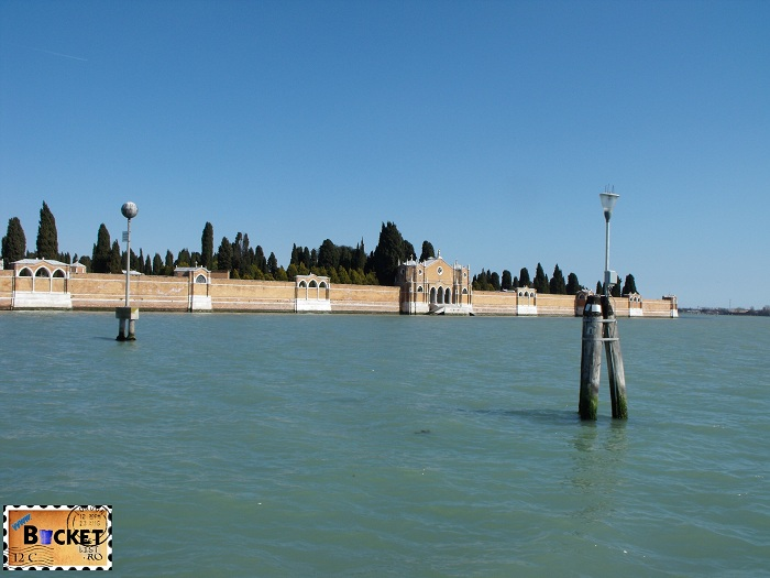 San Michele cimitir Venetia