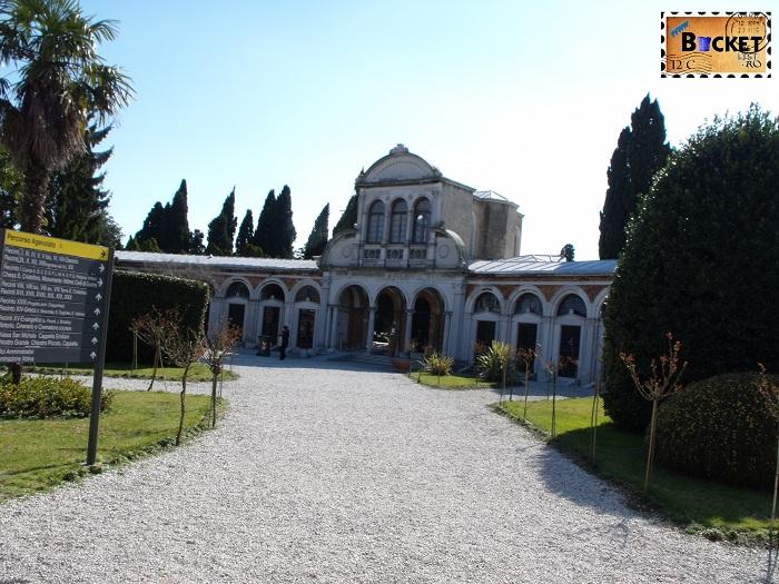 cimitir San Michele Venetia