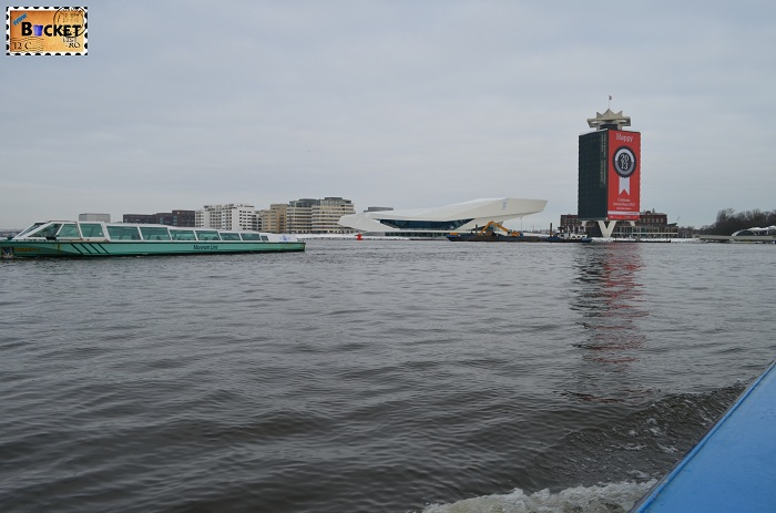 Canalele din Amsterdam - Film Eye Institute