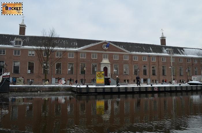 Canalele din Amsterdam -Hermitage Amsterdam