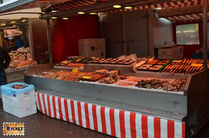 Piața Albert Cuyp - Amsterdam