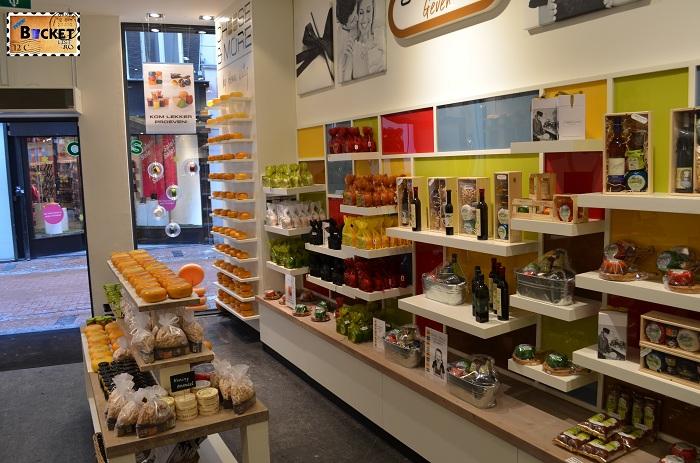 Produse tradiţionale din Amsterdam - Magazinul Chesse & More