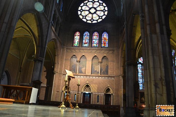 Biserica St. Catharinakerk din Eindhoven