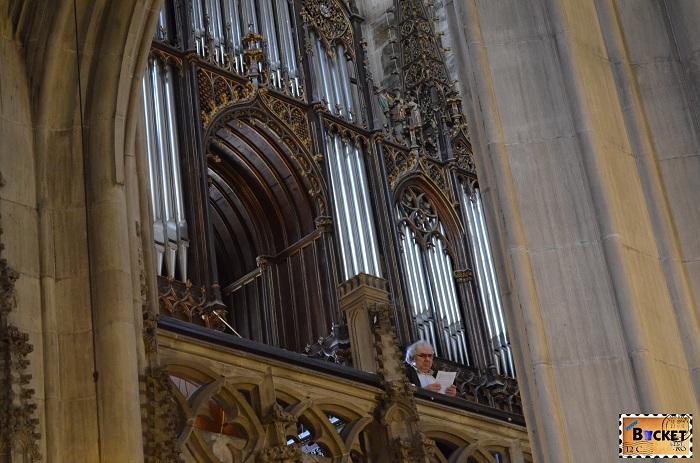 Orga Catedrala Sf Elisabeta Kosice