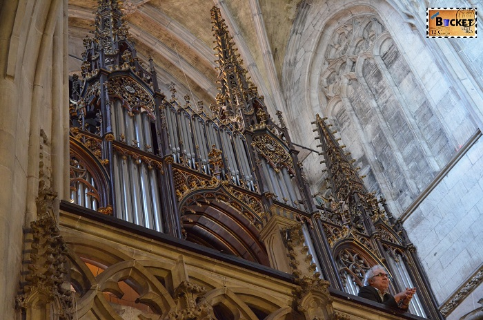 Catedrala Sf Elisabeta Kosice, Slovacia -Orga
