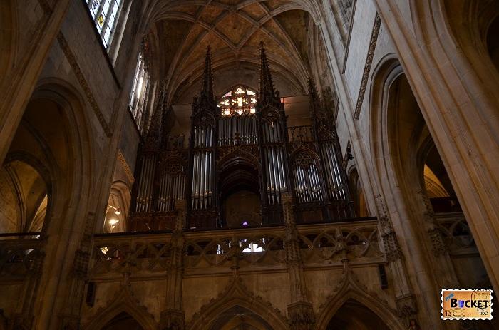 Orga Catedrala Kosice