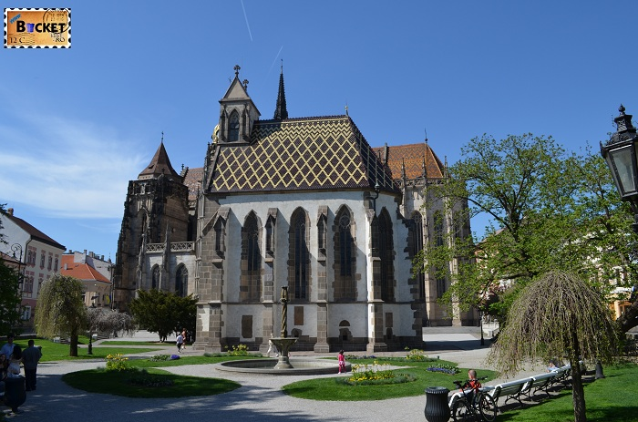 Catedrala Sf Elisabeta Kosice, Slovacia