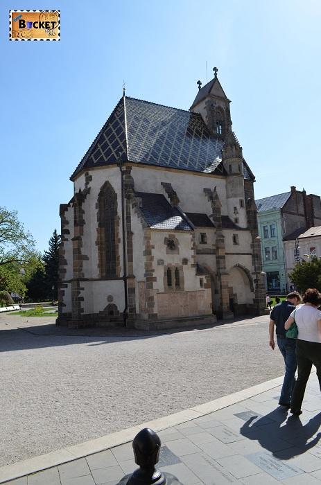 Capela Sf Mihai Kosice, Slovacia