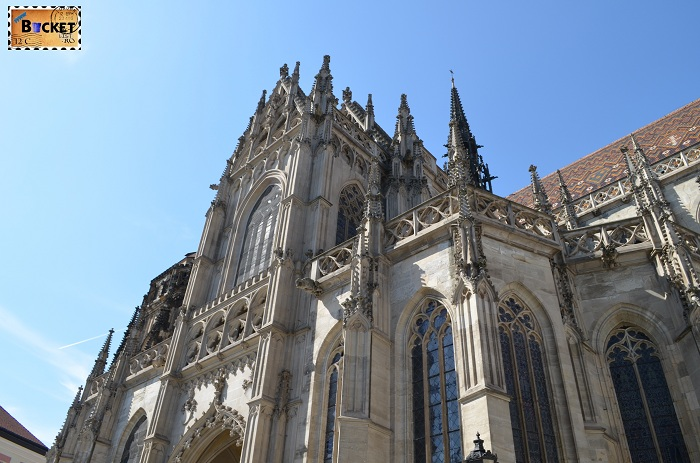 Catedrala din Kosice, Slovacia