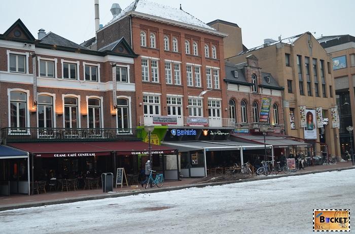 Eindhoven Olanda Piata centrala