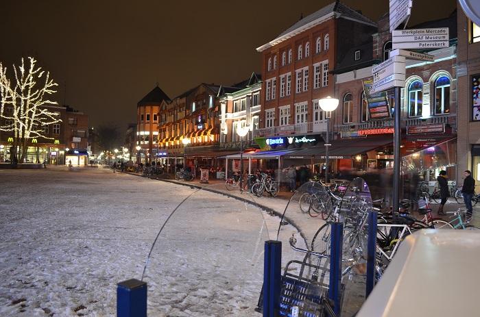 Eindhoven - peisaje de noapte