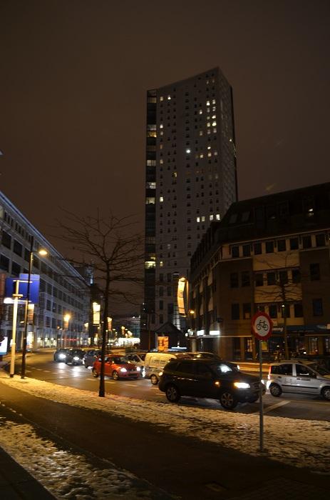 The Admirant  - peisaje de noapte