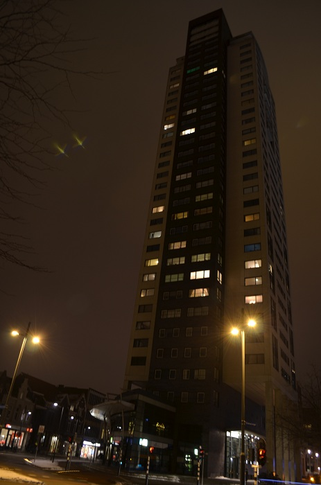 The Regent - peisaje de noapte
