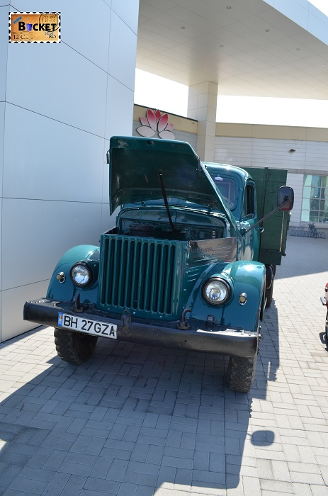 Expoziţie maşini de epocă - Lotus Oradea