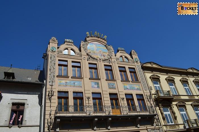 Hotel Slavia - Kosice, capitala cultural europeană pentru 2013  (19)
