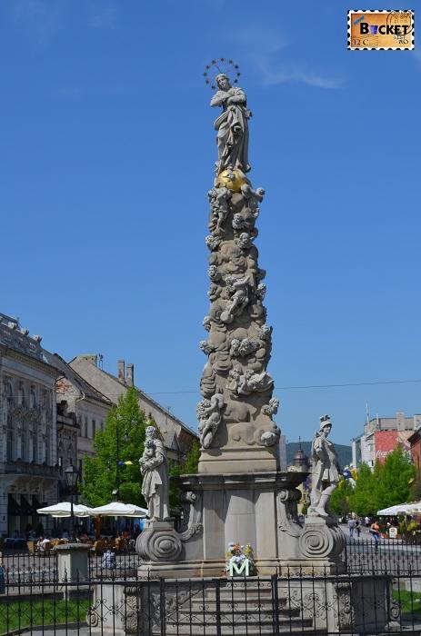 Immaculata - Kosice, capitala cultural europeană pentru 2013