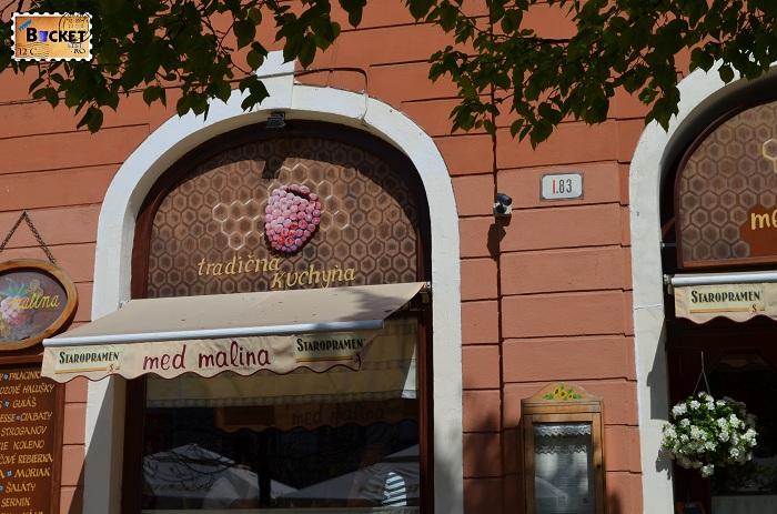 Unde să mănânci în Kosice