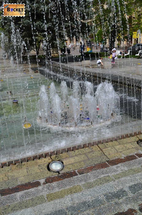 fantana muzicala - Kosice, capitala cultural europeană pentru 2013