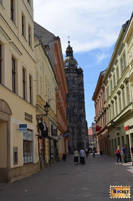 strada Mlynská Kosice, capitala cultual europeană 2013