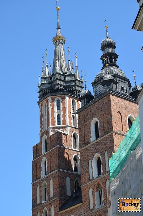 Bazilica Sf. Maria din Cracovia