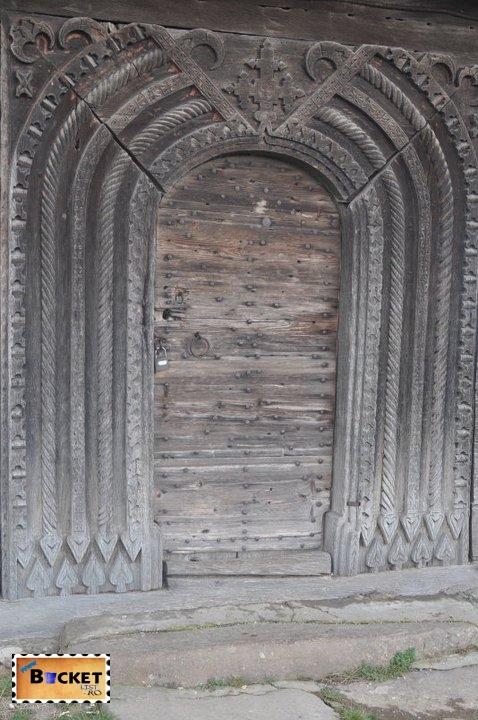 Biserica de lemn Bradet Bihor 2
