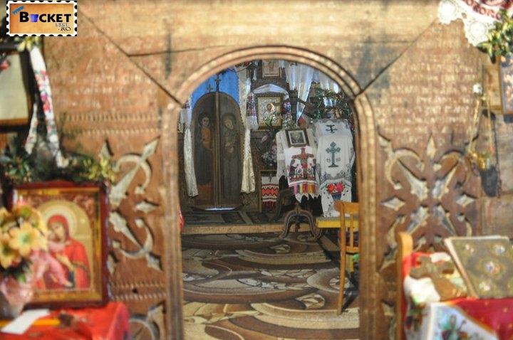 Biserica de lemn Bradet Bihor 5