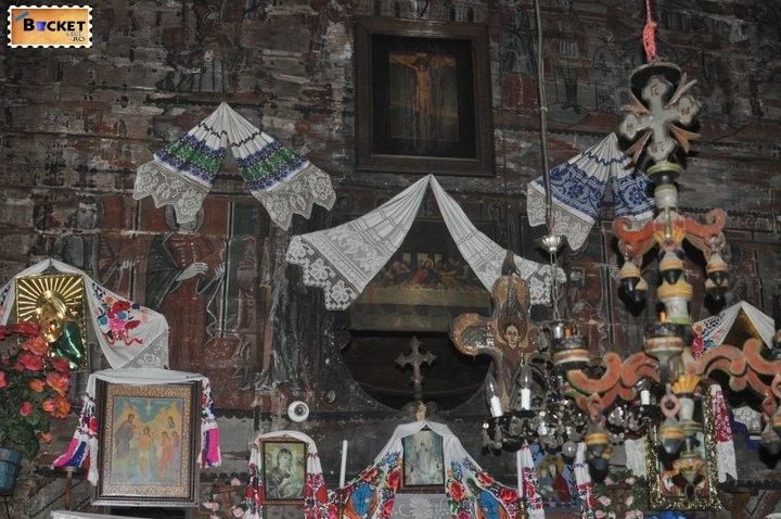 Biserica de lemn Bradet Bihor