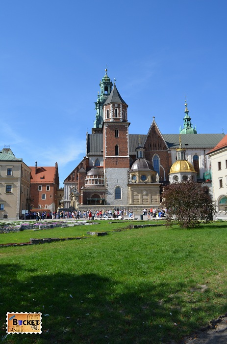 Castelul Wawel Cracovia - turnul