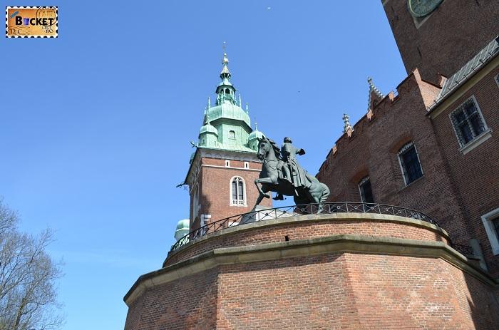 Castelul Wawel Cracovia -  Tadeusz Kościuszko