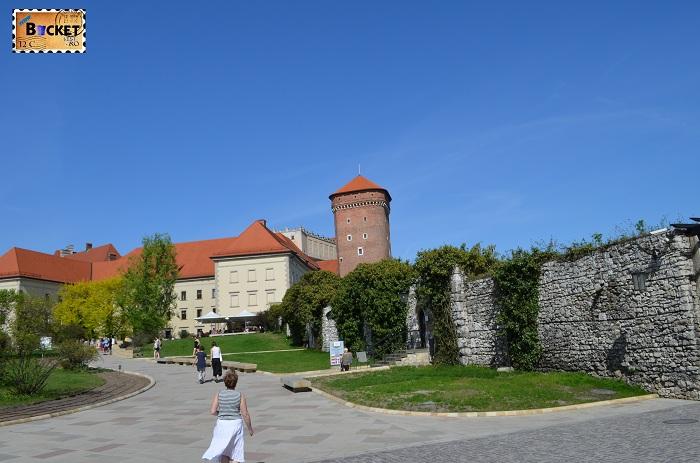 Castelul Wawel Cracovia - tunrul senatorilor