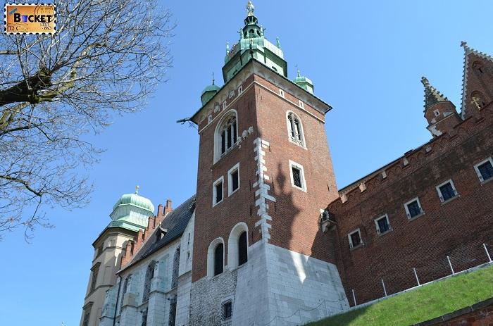 Castelul Wawel Cracovia - turnul Sigismund (3)
