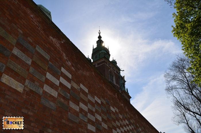 Castelul Wawel Cracovia - turnul Sigismund
