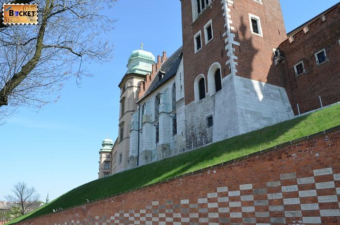 Castelul Wawel Cracovia -turnul Sigismund