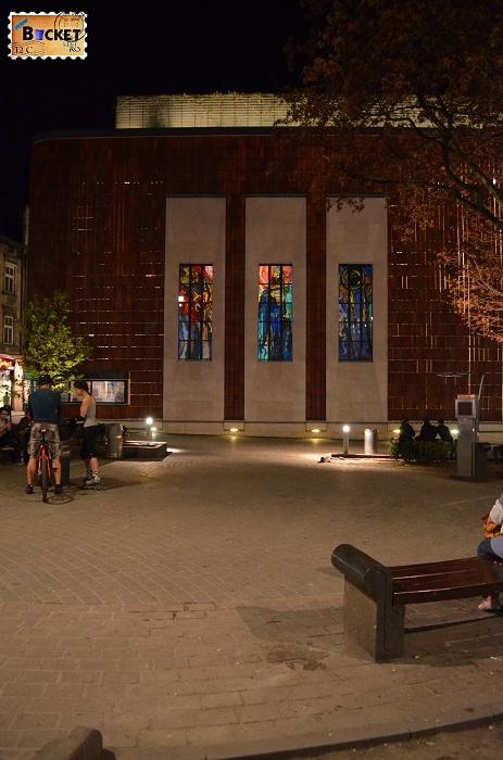 Cracovia - peisaje de noapte (17)