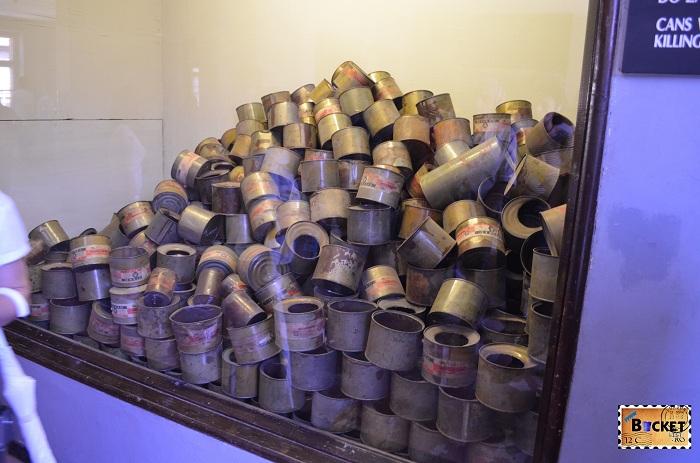 Auschwitz I  - Extermination