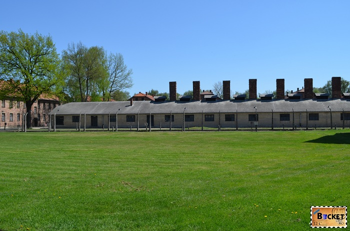 Auschwitz I Stammlager