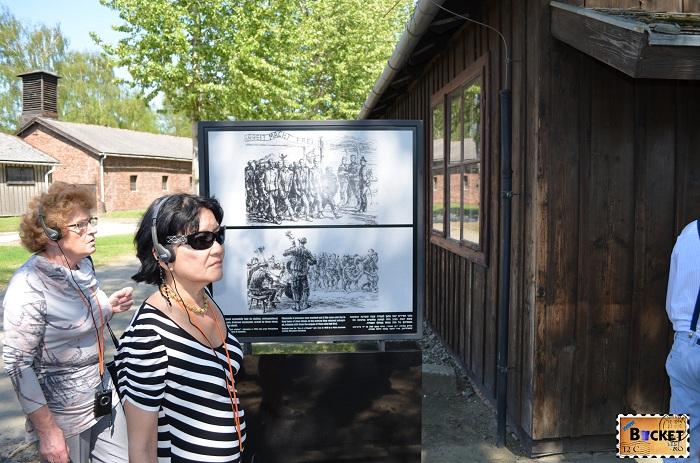Auschwitz I  baraca SS-ului